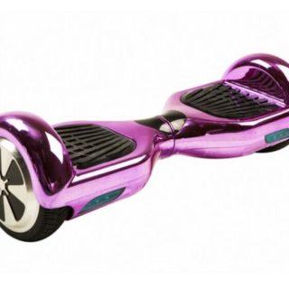 Гироскутер Smart Balance 6,5 APP + самобалансир Розовый Хром