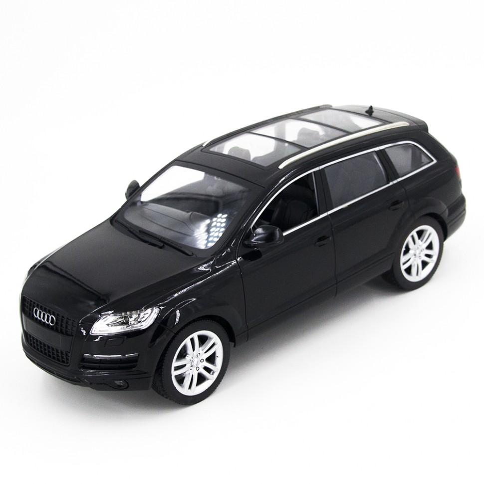 Радиоуправляемая машина MZ Audi Q7 Black 1:14