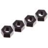 Хабы колесные 4шт для моделей HSP масштаба 1:18