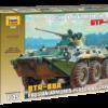 Российский бронетранспортер БТР-80А
