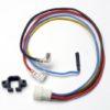 провода соединения электростартера и модуля управления