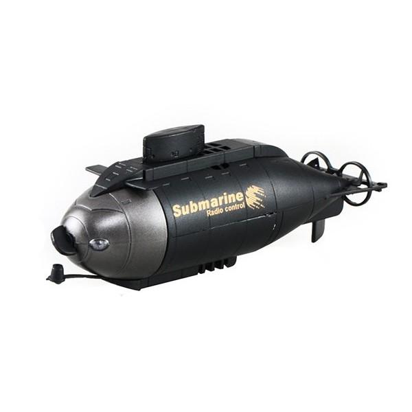 Радиоуправляемая подводная лодка Black Submarine