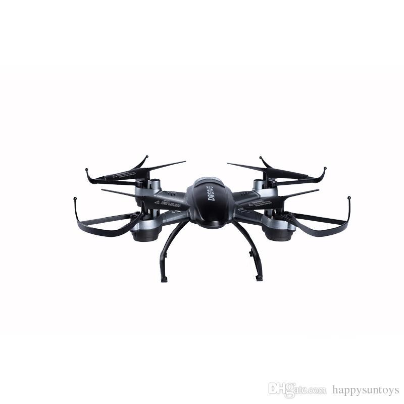 Квадрокоптер — LishiToys (6 Ax.Gyro, Удержание высоты — барометр)  [ 6 Axis 2.4G Middle Quadcopter with Barometer ]