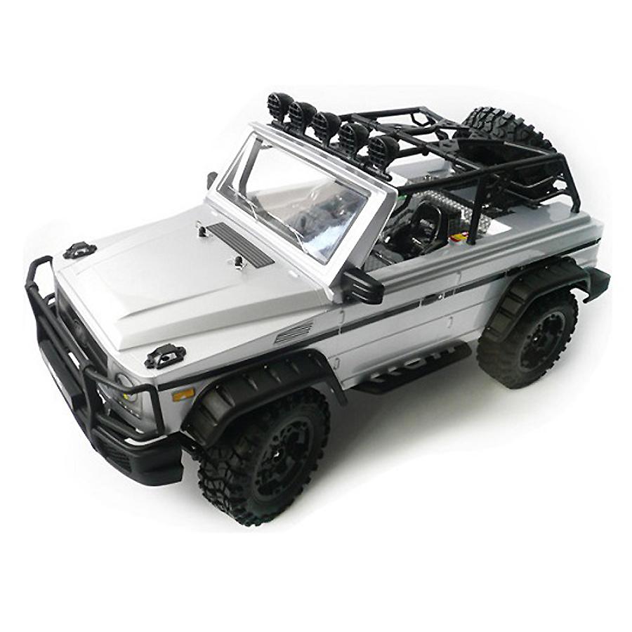 Радиоуправляемая трофи HG Mercedes 4WD+4WS 2.4GHz 1/10 RTR + Li-Po и З/У