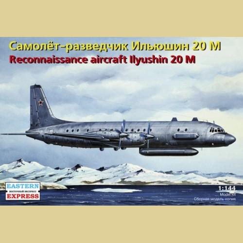 1/144 Самолет разведчик Ил-20М