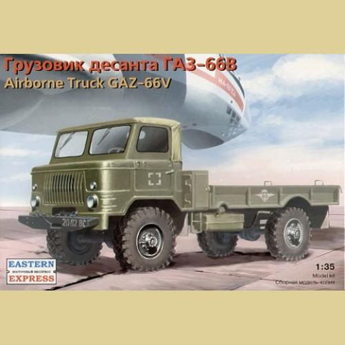 1/35 ГАЗ-66 Десантная версия