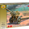 Советская 122-мм дивизионная гаубица М-30  1/35 Масштаб
