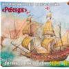 Флагманский корабль Френсиса Дрейка «Ревендж»