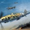 самолет Messerschmitt Bf 109G-2/Trop (1:32)