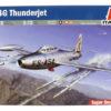 F-84G Republic, Thunderjet — ITALERI 1321 1/72