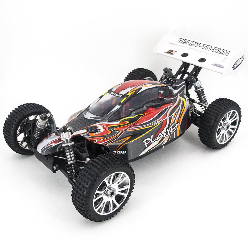 Радиоуправляемая багги HSP Planet Off-Road Buggy 4WD TOP 1:8 2.4G