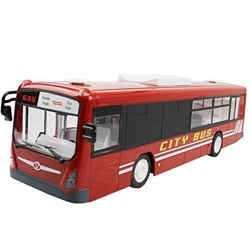 Радиоуправляемый автобус Double Eagles Red 1:20 2.4G