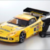 Радиоуправляемая машина с электродвигателем KYOSHO 1/8 EP 4WD Inferno GT2 VE RS Corvette RTR