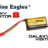 Аккумулятор Black Magic 3.7V 700mAh 30C LiPo JST-BEC plug (Galaxy Visitor 8)