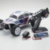 Радиоуправляемая машина с электродвигателем KYOSHO 1/10 EP 4WD Mad Bug VEi T3 RTR