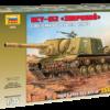 Советский истребитель танков ИСУ-152 «Зверобой»