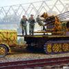 20 мм. счетверенная ЗСУ на Sd Kfz. 7/2 (поздняя) (1:35)
