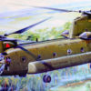 вертолет СН-47А «Чинук» (1:72)