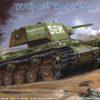 танк КВ-1 (1:35)