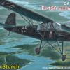 самолет Fi-156 «Шторьх» (1:72)