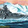 линкор «Бисмарк» (1:350)