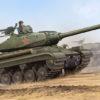 Танк ИС-4 (1:35)