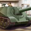 ИСУ-152 образца 1945 года (объект 704) (1:35)