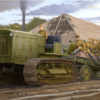 Трактор ЧТЗ С-65 «Сталинец» (1:35)