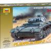 Немецкий средний танк T-III (F)
