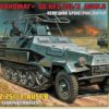 Немецкий бронетранспортер «Ханомаг» SD.KFZ.251/3 AUSF B