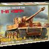 Немецкий тяжелый танк T-VI «Тигр»