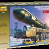 Российский ракетный комплекс стратегического назначения «Тополь»