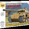 Немецкий средний танк T-V «Пантера» Ausf.D