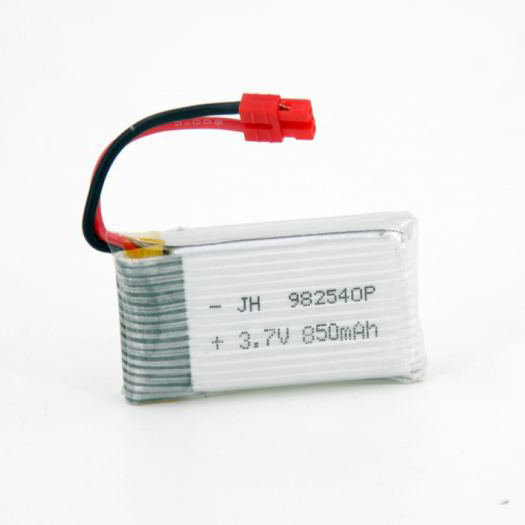 Аккумулятор 3.7V 850 mAh для Syma X5HW — X5HW-11-850