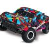 Радиоуправляемая машина с электродвигателем TRAXXAS Slash 2WD 1/10 RTR + NEW Fast Charger