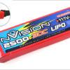 Аккумулятор nVision 11.1V 2500mAh 30C LiPo Deans plug