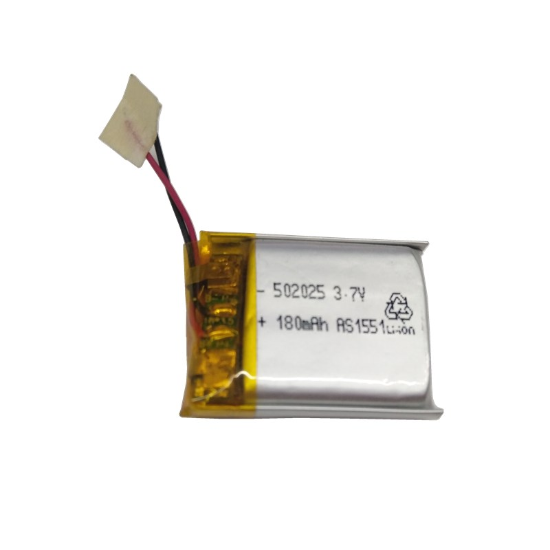 Аккумулятор 3.7V 180mAh