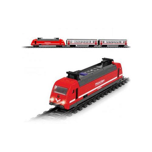 Радиоуправляемая железная дорога Journey / Красная Стрела