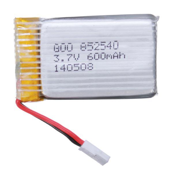 Аккумулятор 3.7V 600mAh