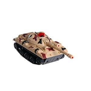 Радиоуправляемый танк «Боевой» (на бат., свет, звук)