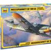 Немецкий истребитель Мессершмитт BF-109G6