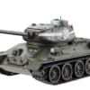 Радиоуправляемый танк Taigen Russia T34-85 Green Edition масштаб 1:16 2.4G
