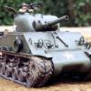 Радиоуправляемый танк Torro Sherman M4A3 ИК RTR масштаб 1:16 2.4G