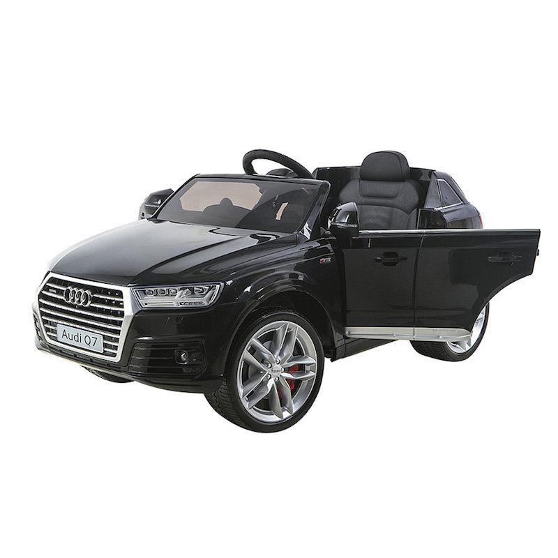 Детский электромобиль Audi Q7 LUXURY 2.4G — Black