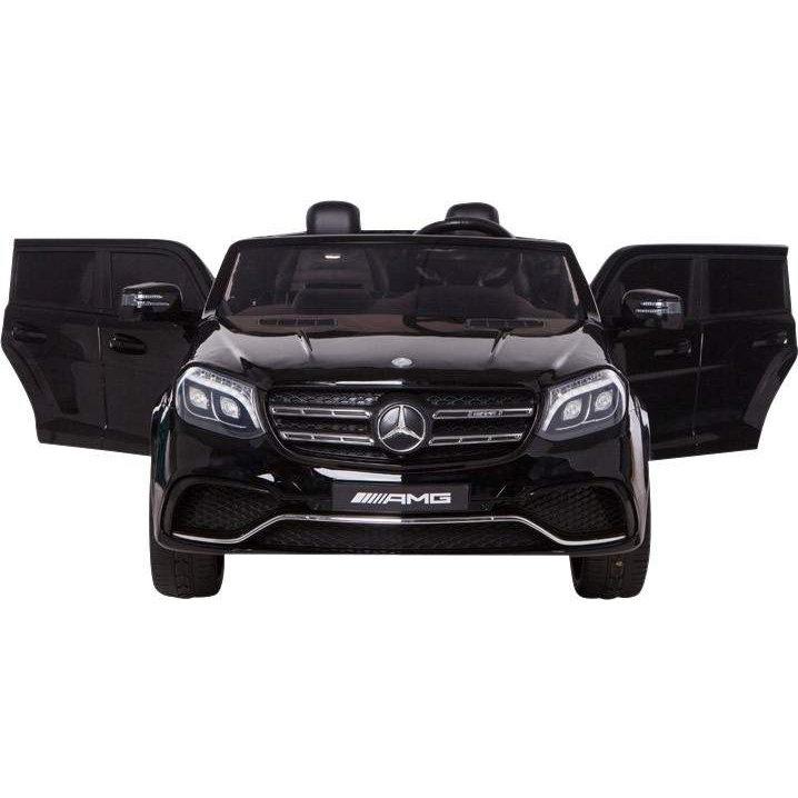 Детский электромобиль Mercedes Benz GLS63 LUXURY 4×4 12V 2.4G — Black
