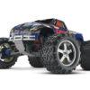 Радиоуправляемая модель машины TRAXXAS T-MAXX 3.3 Nitro 4WD TSM