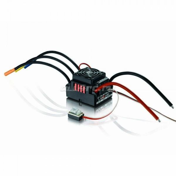 Регулятор скорости HobbyWing QuicRun-WP-8BL150 для масштаба 1:8 1:5