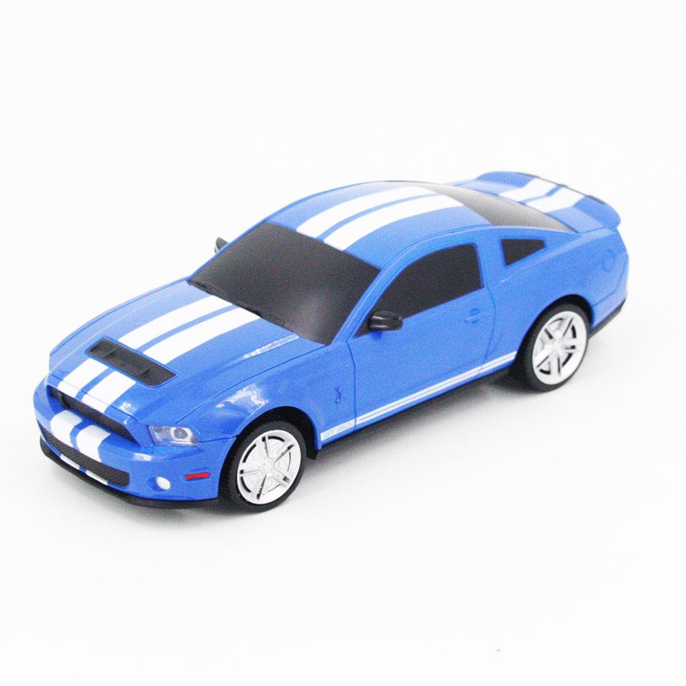 Радиоуправляемая машина Ford Mustang Blue 1:24