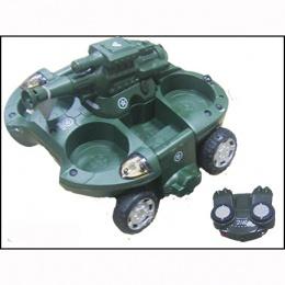 Радиоуправляемый танк Ящер