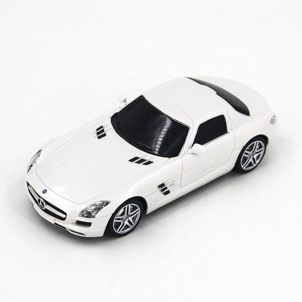Радиоуправляемая машина MZ Mercedes-Benz SLS White